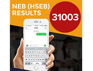 NEB Grade 11 Results