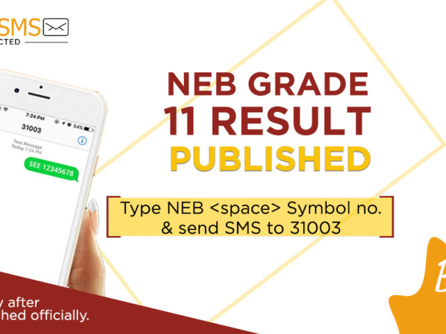 NEB result published