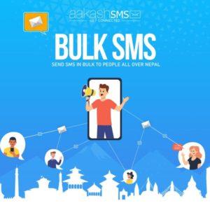 Bulk SMS Service Provider in Nepal